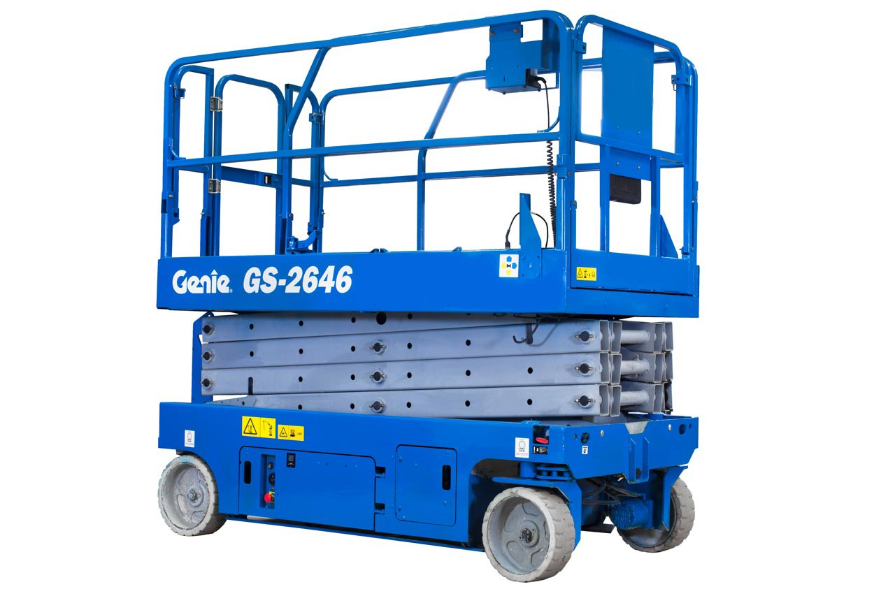 Genie GS2646 Electric Scissor Lift
