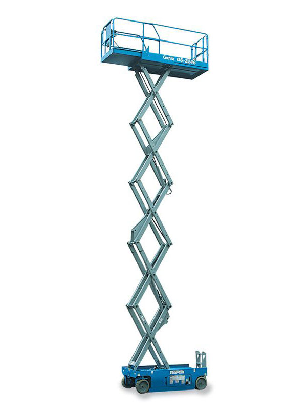 Genie GS3246 Electric Scissor Lift
