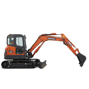 **TEST** Doosan DX 62R