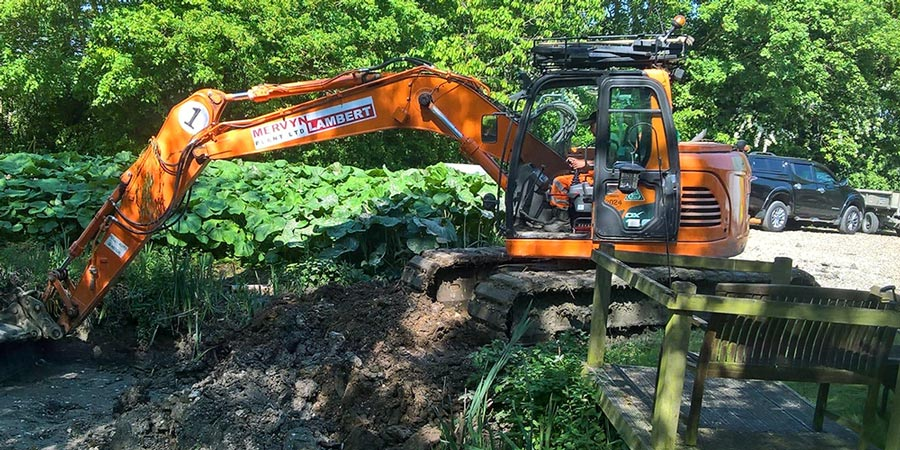 Mini Digger Hire Prices Norwich