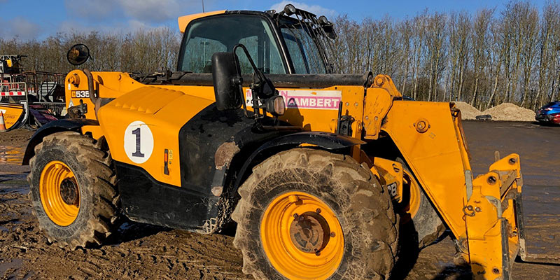 Plant Hire Cambridge